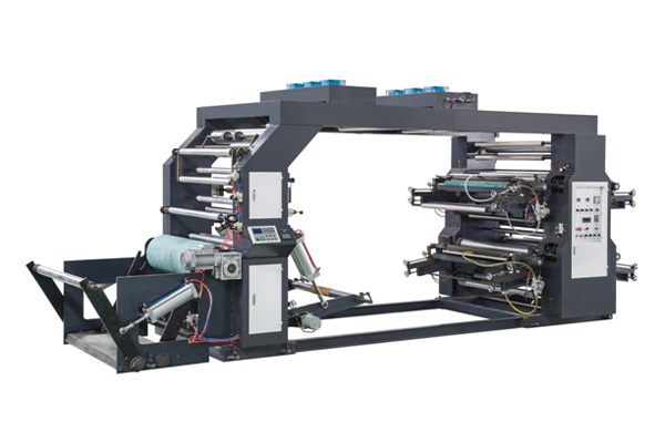 Machine d'impression typographique flexible LT